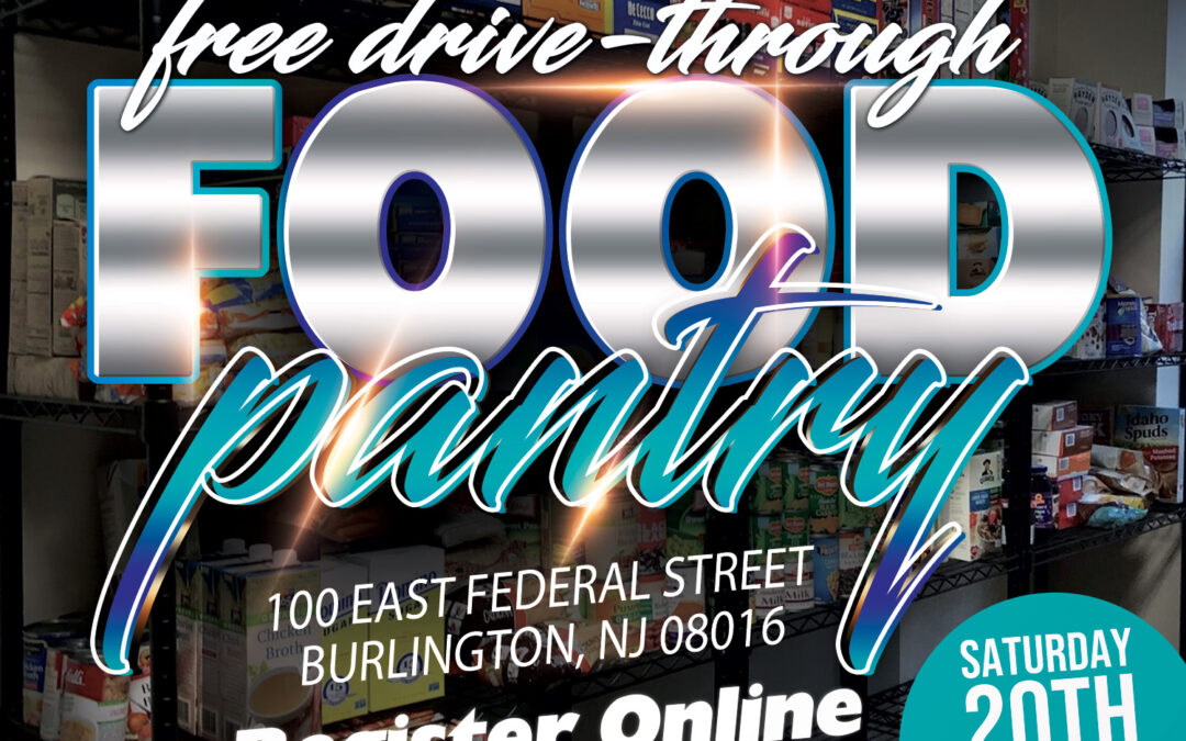Drive-Through Food Pantry (NJ)